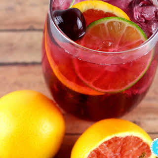Cherry Citrus Sangria.