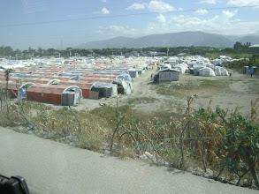 Photo: Tent City.