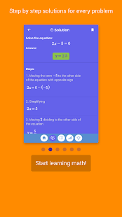 OneSecondSolver: Math Solver- screenshot thumbnail