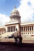 Photo: #022-La Havane-Le Capitole National est entièrement revêtu de marbre