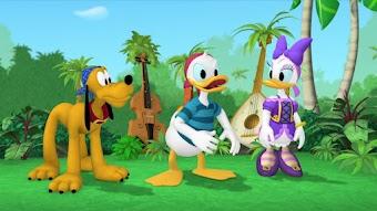 Mickey's Pirate Adventure Part 1