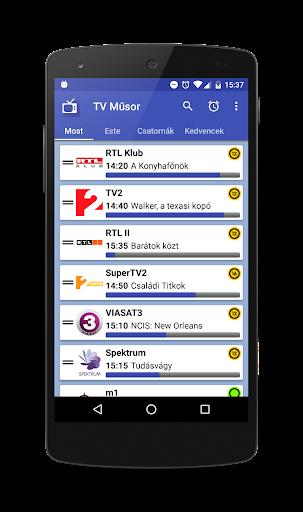 Tv Mu0171sor 4.6 screenshots 1