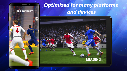 Football 2019 - Soccer League 2019 5.2 de.gamequotes.net 1