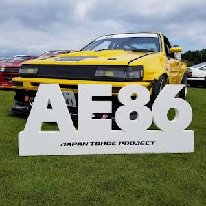 カローラレビン AE86 S60y 1600GT-Apexのカスタム事例画像 車改人さんの2018年09月17日21:27の投稿