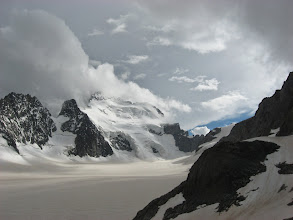 Photo: Une météo incertaine...