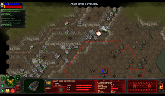 Battle of Tallarn- screenshot thumbnail