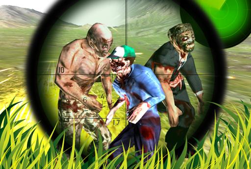 Sniper Zombie 3D: Dead Walking