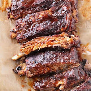 Crock-Pot BBQ Pork Ribs.