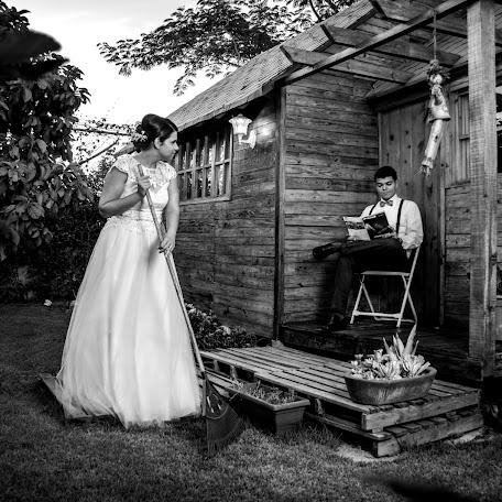 Fotógrafo de bodas Nelson Sanchez (nelsonsanchez). Foto del 19.10.2017