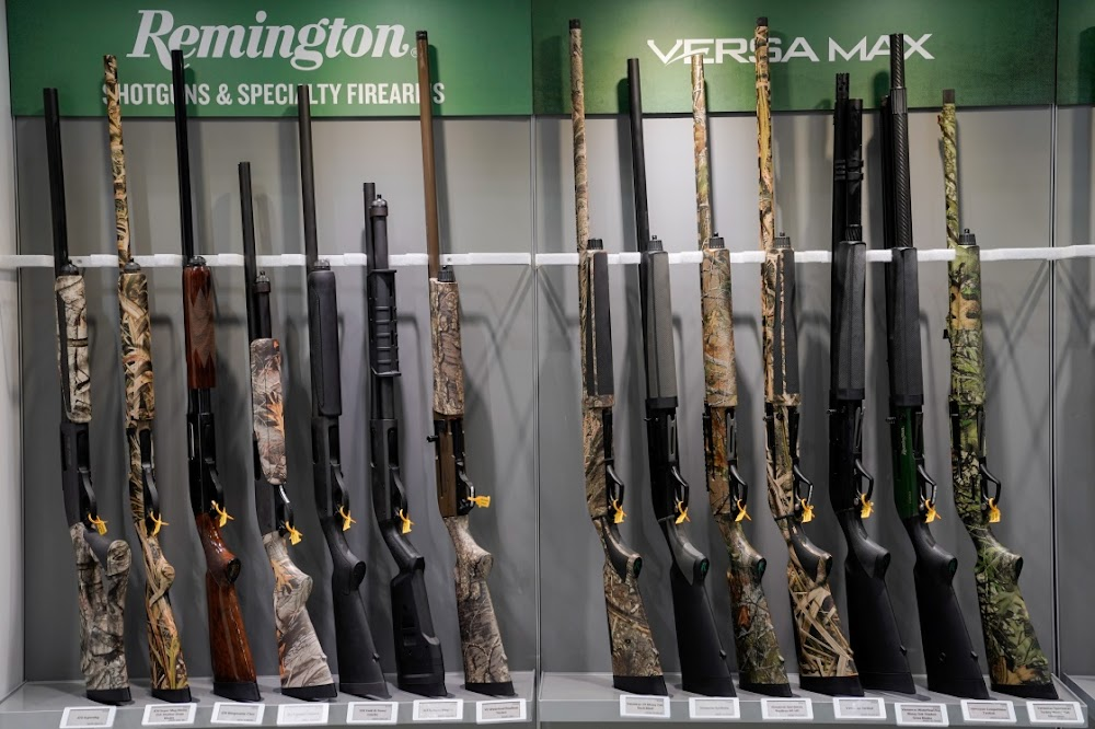 Sandy Hook families get the go ahead to sue gunmaker Remington