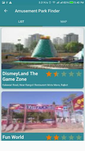 Nearby Near Me AmusementPark 1.0.2 screenshots 3