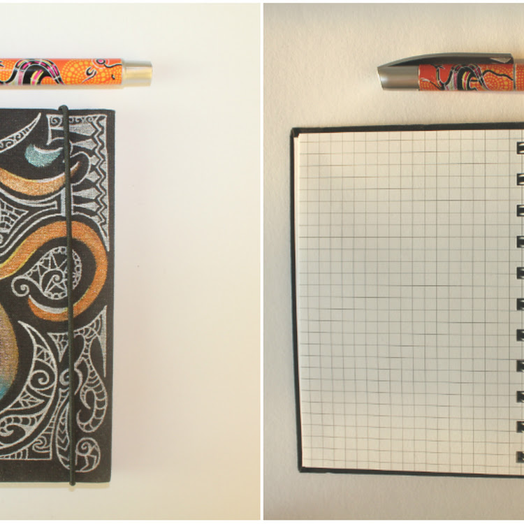 OM - A5 notebook