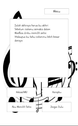 Tebak Judul Lagu Populer