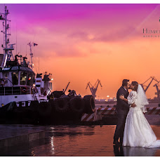 Wedding photographer Humberto Ramirez (humbertoramirez). Photo of 29.12.2016
