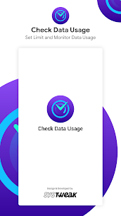 Check Data Usage – Monitor Internet Data Usage 1