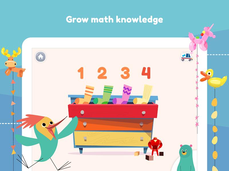 Khan Academy Kids: Free educational games & books Screenshot 9
