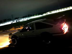 スプリンタートレノ AE86 昭和59年式GT-APEXのカスタム事例画像 おしーんさんの2020年06月21日15:49の投稿