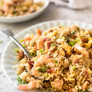 Chinese Seafood Fried Rice Recipes.