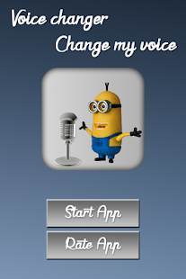 Voice Changer Change My Voice - náhled