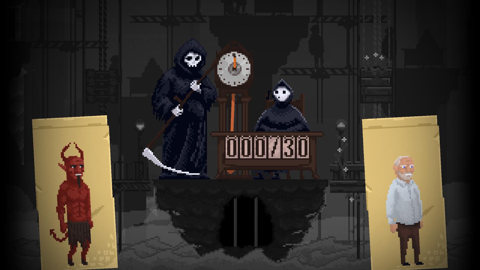 Peace, Death!- screenshot