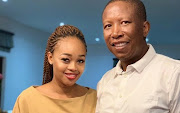 Julius Malema has paid tribute to his wife Mantoa.