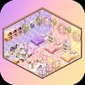 Kawaii Home Design - Decor & Fashion Game icon