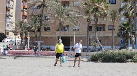 Coronavirus: Almería supera los 2.000 casos y suma otro paciente más en la UCI