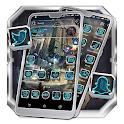 Future City Launcher Theme icon