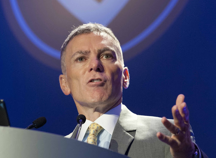 Discovery CEO Adrian Gore. Picture: MARTIN RHODES