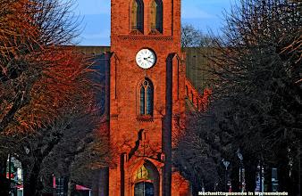 Photo: Nachmittagssonne in Warnemünde
