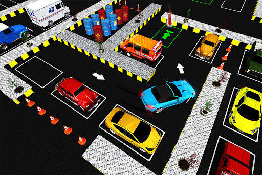 Modern Car Parking: Advance Car Drive Simulator apkdebit screenshots 7