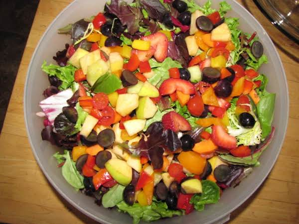 Shannon's Spring Salad Recipe