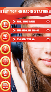 Best Top 40 Radio Stations - náhled