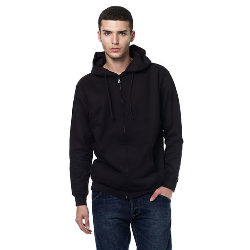 EarthPositive Organic Cotton Hooded Top