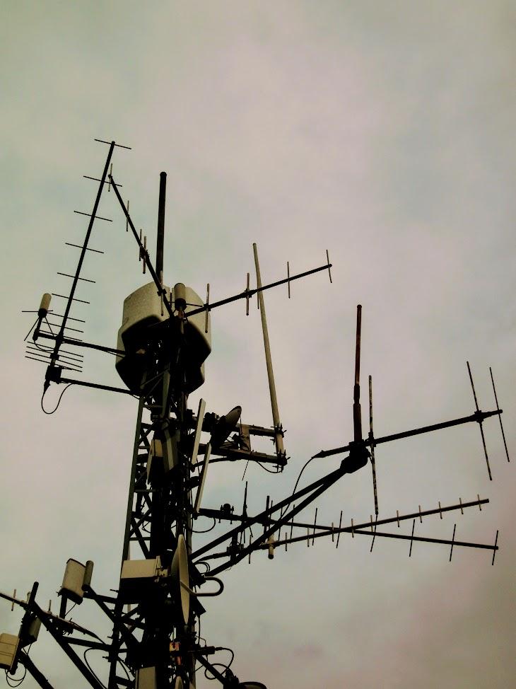 Eger/Nagy-Eged - helyi DVB-T+URH-FM adóállomás