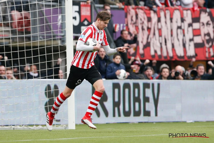 ? Update: 'Kroketspits' krijgt zeven(!) speeldagen schorsing na trap in gezicht van ex-Anderlechtspeler en is opnieuw clubloos