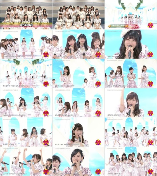 (TV-Music)(1080i) AKB48 Part – CDTV 160903