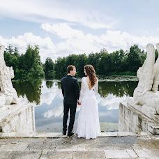 Wedding photographer Ulyana Lenina (UlichKulich). Photo of 01.07.2017