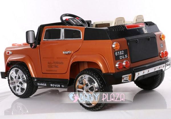 Ô tô điện trẻ em Range Rover 6182 6