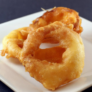 Beer Batter Onion Rings