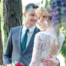 Wedding photographer Anna Romanovskaya (annromanovska). Photo of 13.07.2017