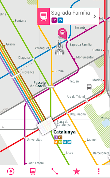 Download Barcelona Rail Map APK latest version app for android devices