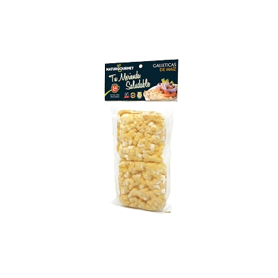 Galletas Son Gluten Natgurmet De Maiz 4 Und Natgurmet