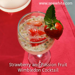 Passion Fruit Gin Recipes.