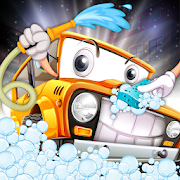 Car Mechanic & Car Wash games for kids