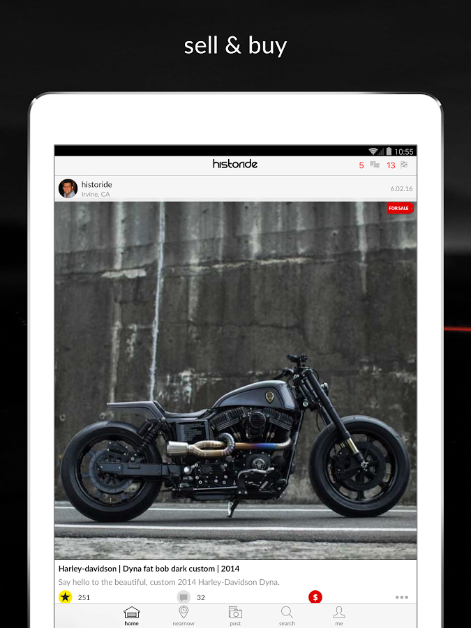 historide – Car, Motorcycle &…- screenshot