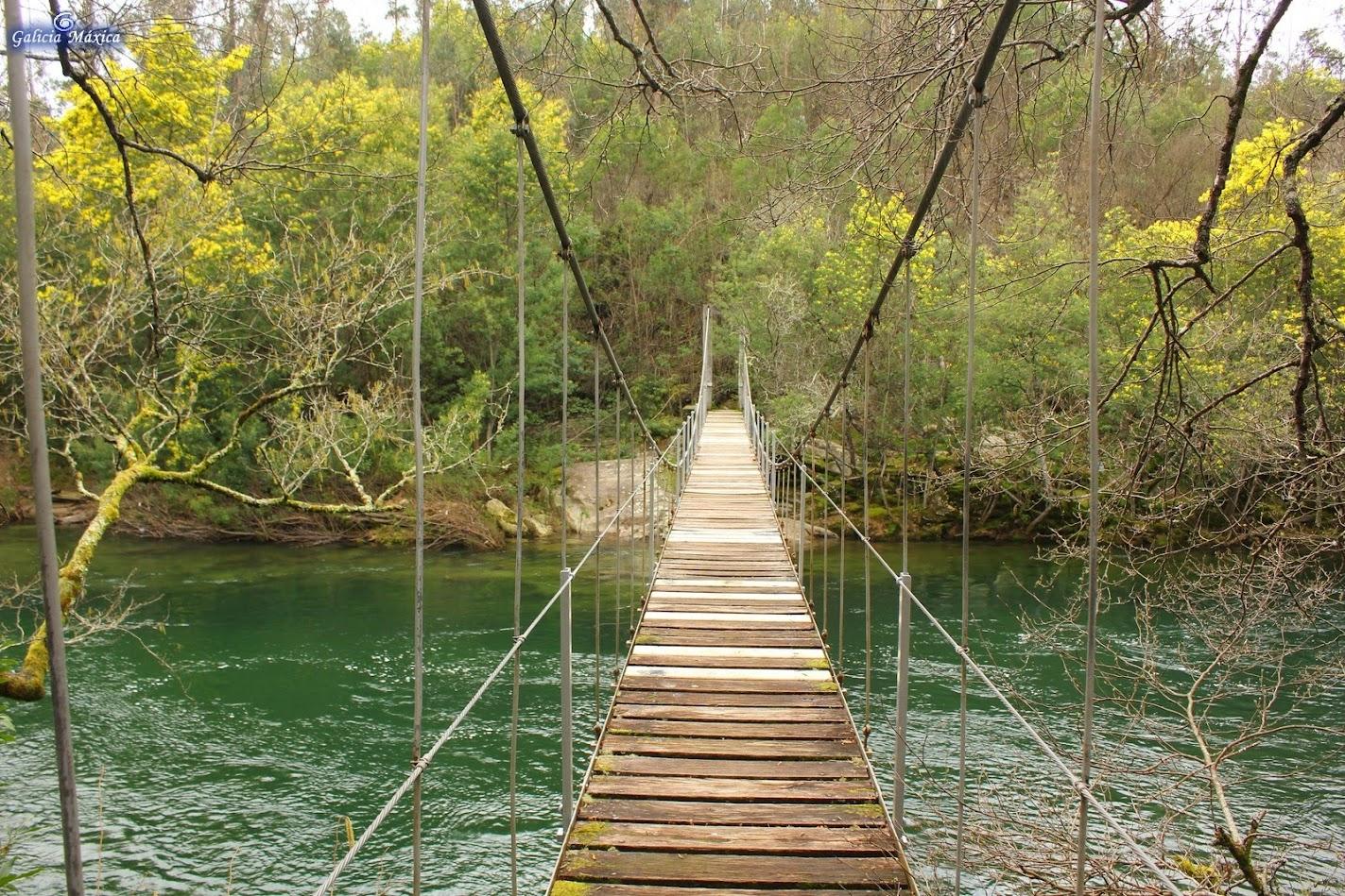Puente Colgante del Verdugo | GALICIA MÁXICA
