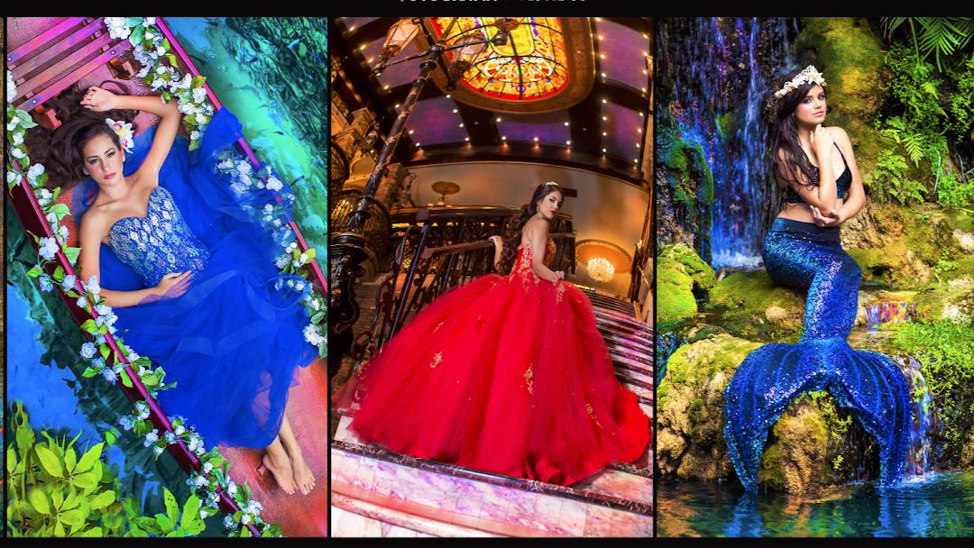 d0ebc7c3c2b Quinceanera Photography   Dresses by Samaria Martin - Quiceanera ...