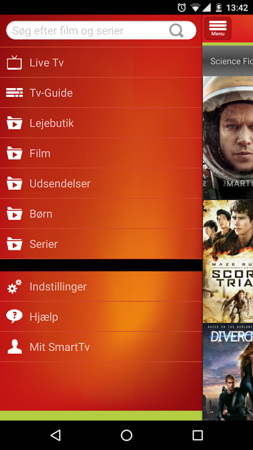 WebTv- screenshot