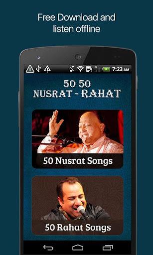 免費下載娛樂APP|50 50 Nusrat - Rahat app開箱文|APP開箱王